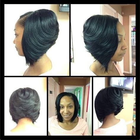 sew in bob using bump hair 120 best images about sew ins on pinterest