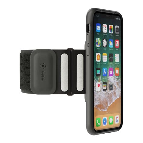 fitness armband for iphone x belkin