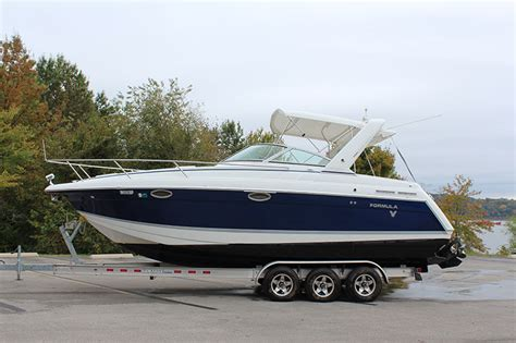 boats for sale plainfield indiana formula 27pc 2004 for sale for 58 750 boats from usa