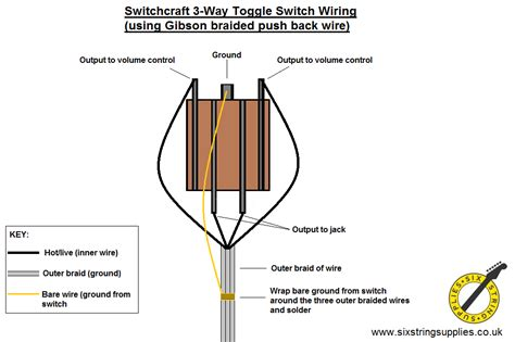 3 way toggle switch diagram free wiring