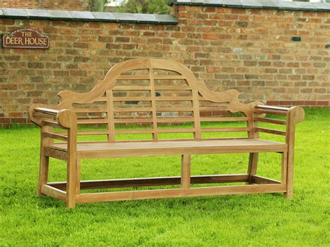 amazon garden benches lutyens teak garden bench 180cm teak marlborough bench 1 8m