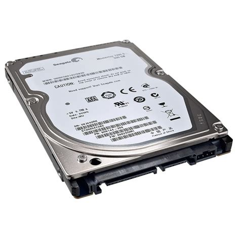 Hardisk Seagate Momentus 500gb seagate 500gb momentus drive 2 5 st9500423as