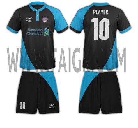 Buat Baju Hawaii desain baju futsal simple tapi keren buat baju futsal faigk model kode fgk 792110218 faigk