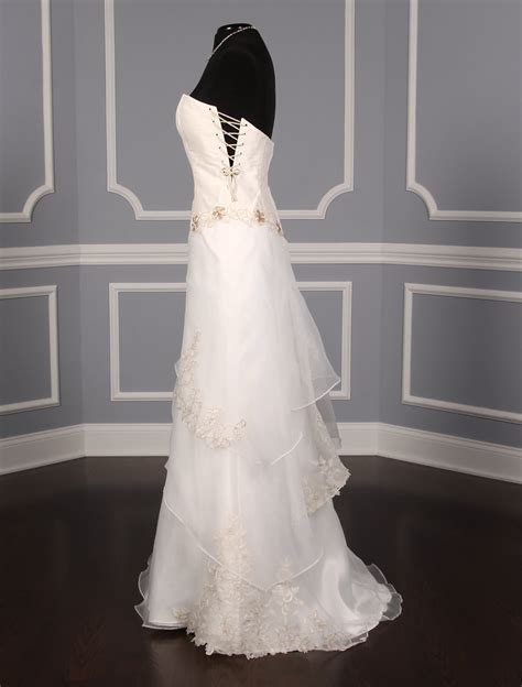 wedding dress rubber st st pucchi valencia z134 wedding dress on sale your