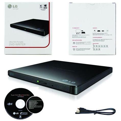 Lg Ultra Slim Portable Dvd Drive Diskon lg ultra slim portable dvd burner drive with m disc