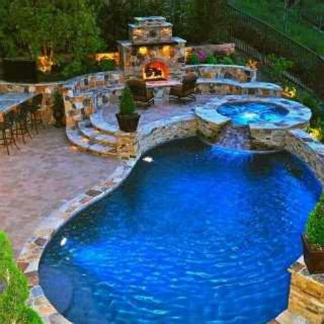 nice backyards with pool nice backyard nice backyards pinterest