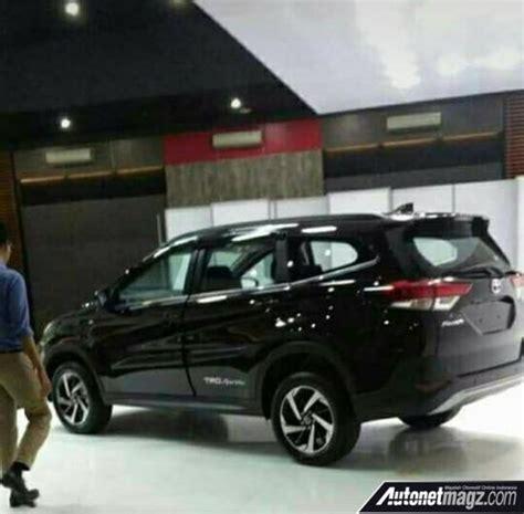 Spoiler Belakang Terios Model Trd indonesia 2nd toyota images leaked team bhp