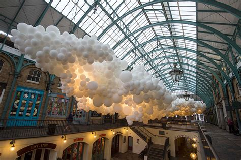 craft covent garden a cloud of 100 000 illuminated balloons suspended inside