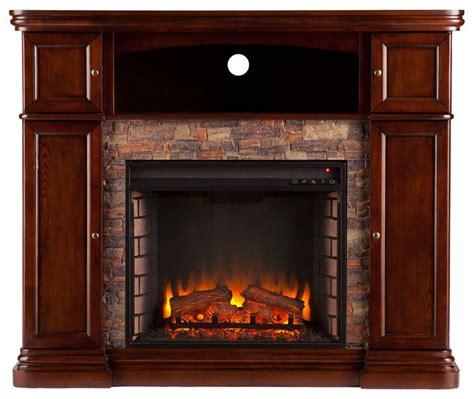 warrington faux electric media fireplace
