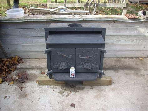 for sale big kodiak wood stove insert firewood