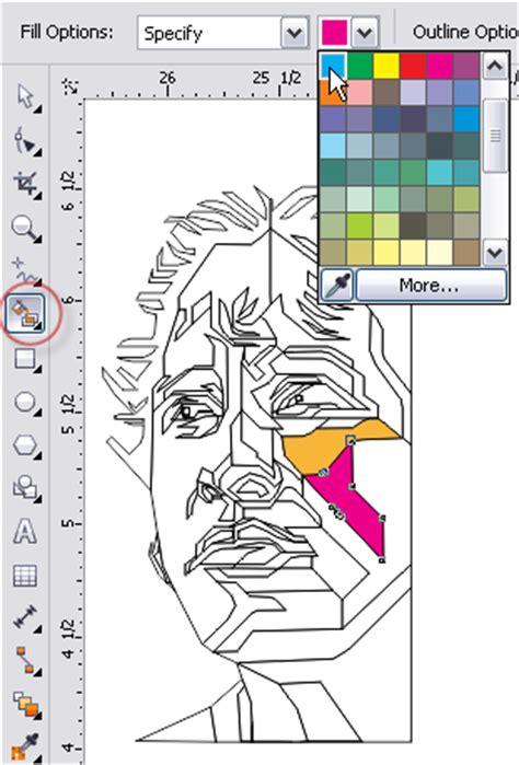tutorial wpap corel draw x7 pdf tutorial wpap using coreldraw corel draw effect tutorial