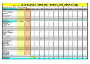 business income and expenditure template daily expenses excel sheet free excel personal