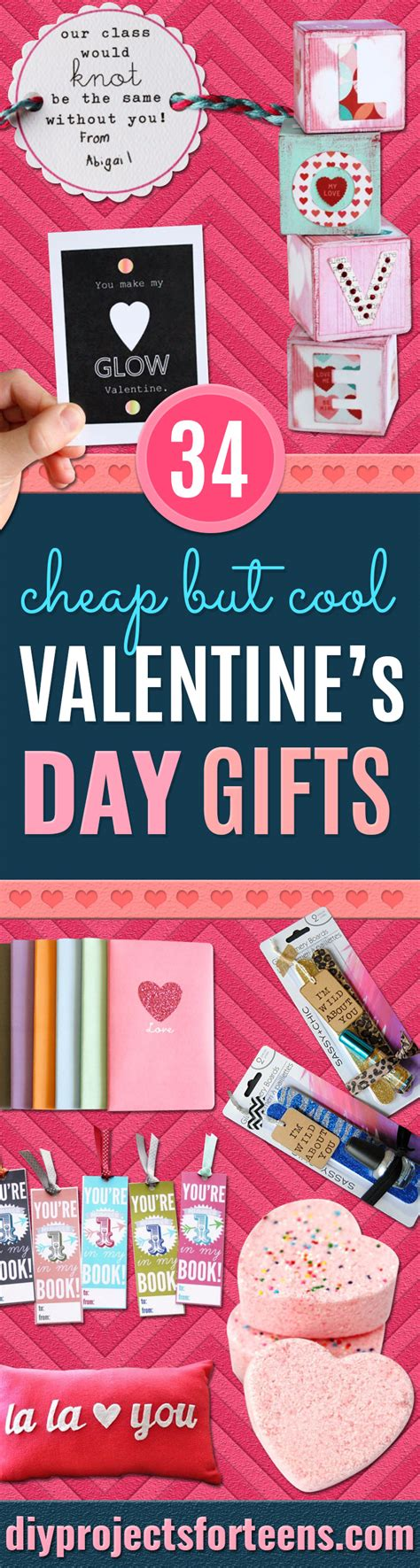 cheap valentines day 34 cheap but cool s day gifts