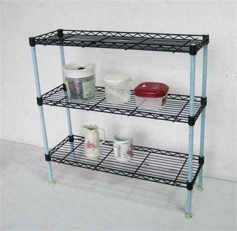 Cabinet Utensil Rack by Diy 3 Tiers Metal Kitchen Utensil Rack Buy Metal Kitchen