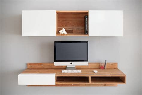 Computer Desk Wall Wall Mounted Desk By Mashstudios Hiconsumption