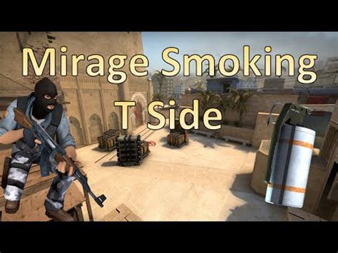 Side By Side Einbaugerät by Csgo Guide Easy Mirage Smokes T Side