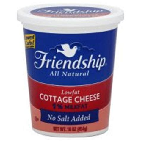 is cottage cheese high in sodium don t pass the salt low sodium supermarket