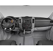 Dashboard  2015 Mercedes Benz Sprinter Passenger Vans RWD 2500 170
