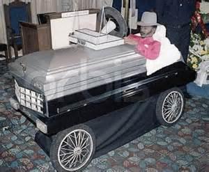 Cadillac Casket His Praetorian Flamboyance Is His Cologne Flukey Stokes