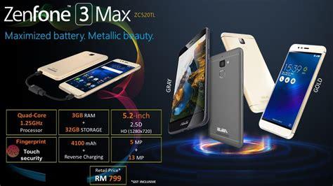 Hp Asus Zenfone Max Di Malaysia asus zenfone 3 laser max zenfone end 12 1 2016 1 10 pm