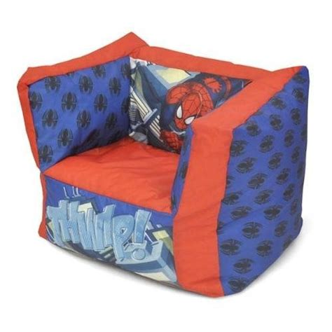 ultimate bean bag marvel s spider ultimate bean bag chair home and