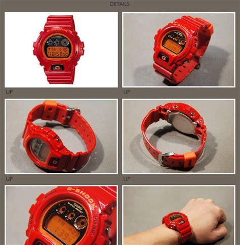 jual jam tangan casio g shock 6900 series dw 6900 cb 4