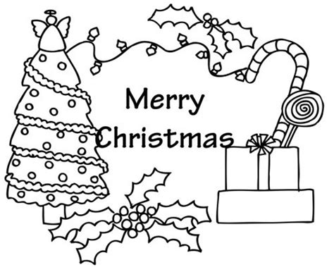 christmas tree and presents coloring page christmas tree with presents coloring page az coloring pages