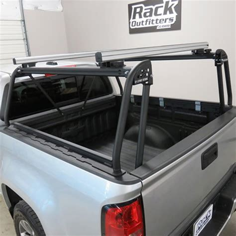 bed rack colorado canyon bed rack active cargo system for short bed chevy 2017 trucks