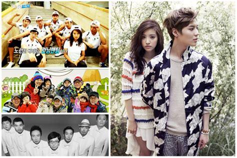 detikhot forum 10 variety show korea paling hot