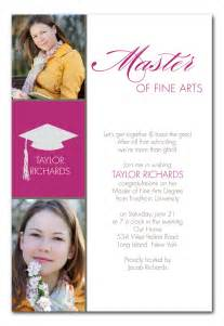 masters grad graduation announcements by invitation consultants ic rlp 238