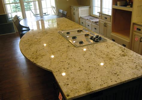 Golden Granite Countertops by Colonial Gold Granite