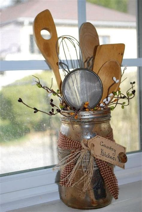 country kitchen crafts 20 cool diy jar ideas diy and crafts