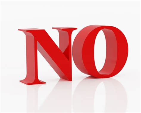 No Image say no sign clipart best