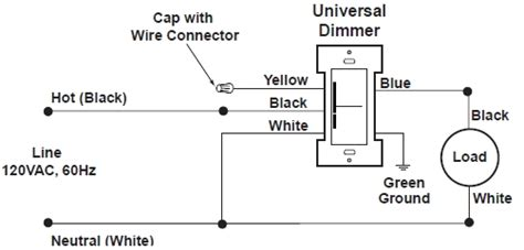 dimmer switch wiring diagram fuse box and wiring diagram