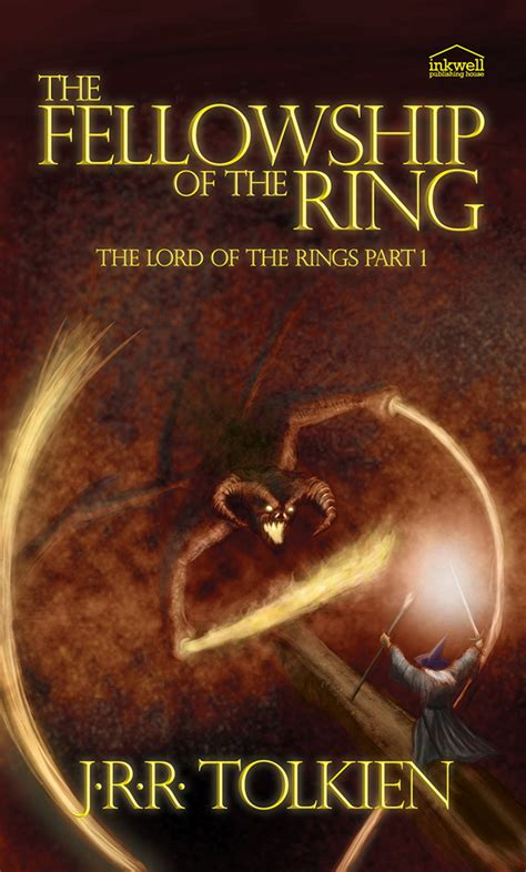 lord of the rings picture book the lord of the rings book covers on behance