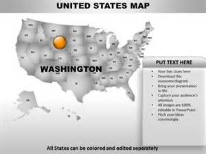 country powerpoint maps united states powerpoint templates