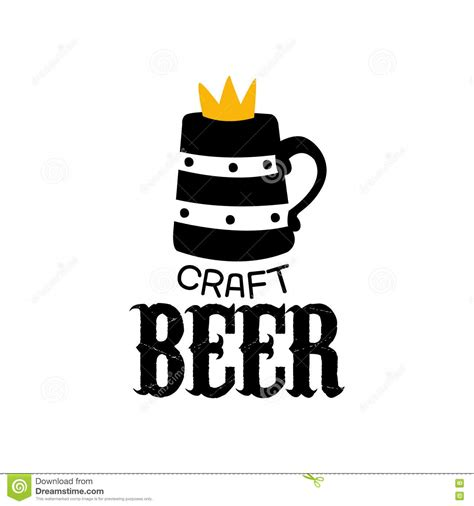 crown craft beer drink logos with crown related keywords drink logos with