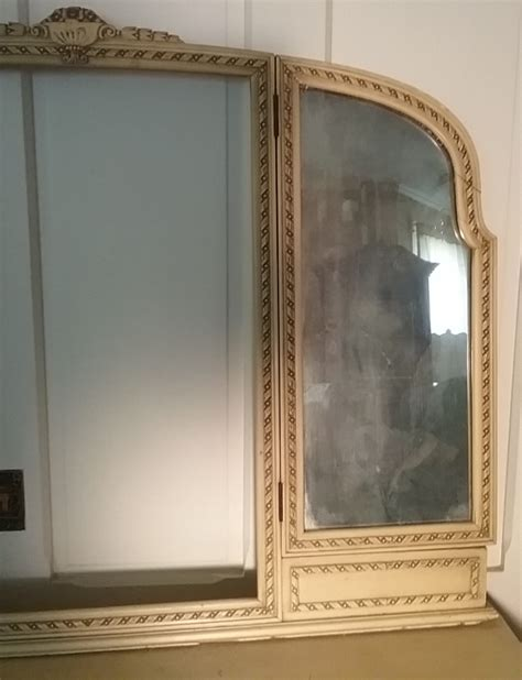 1920 S Dressing Table With Mirror by Provincial 1920 S Dressing Table W Matching
