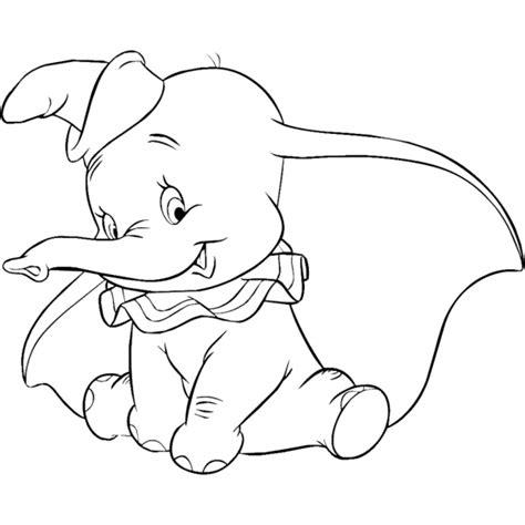 dumbo l elefantino volante disegni da colorare disney dumbo timazighin