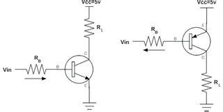 transistor load vs switch switches using transistor as switch why is load always on the collector electrical