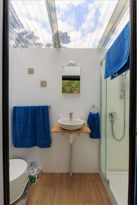 shipping container bathroom 1000 ideas about shipping container homes on pinterest