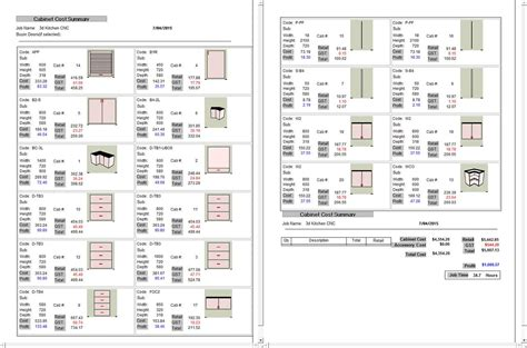 20 20 cabinet software price 3d kitchen software