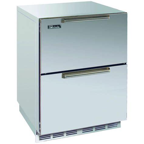 patio refrigerator perlick refrigerator hp24ro 5 outdoor compact