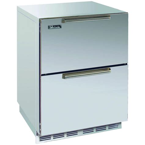 Mini Kitchen Cabinet by Perlick Refrigerator Hp24ro 5 Outdoor Compact