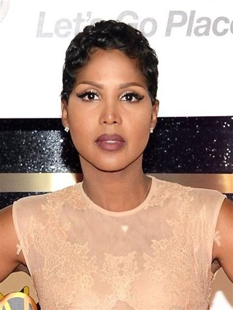 Toni Braxton Hairstyles by Toni Braxton Hair Don T Care