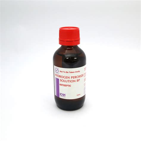 Will Hydrogen Peroxide Cause A Detox Crisis by Hydrogen Peroxide Solution Bp