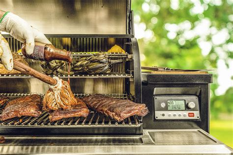 traeger temperature swings introducing the all new traeger timberline series of