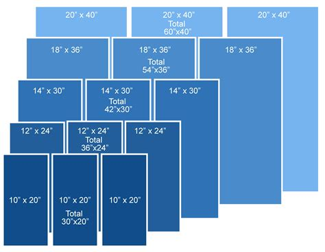 Standard Picture Frame Mat Sizes by Portrait Sizes Standard Pictures To Pin On