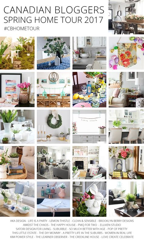 2017 Spring Home Tour The Diy Mommy | 2017 spring home tour the diy mommy