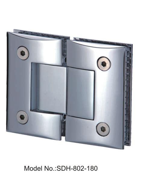 shower glass door hinges 180 degree shower door hinges for frameless shower door